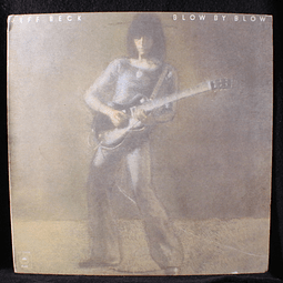 Jeff Beck – Blow By Blow (1a Ed USA)