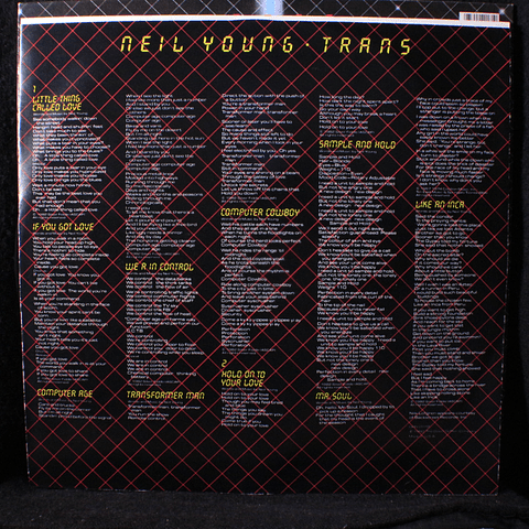 Neil Young – Trans