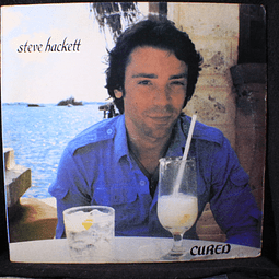 Steve Hackett ‎– Cured