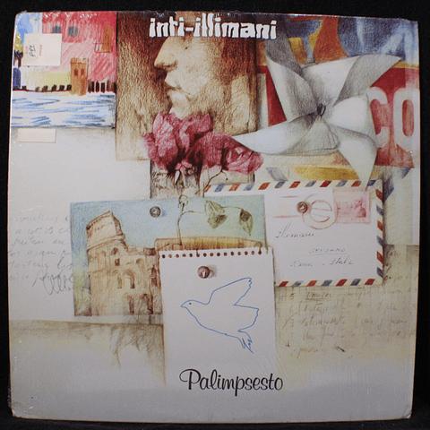 Inti-Illimani – Palimpsesto (Ed USA)