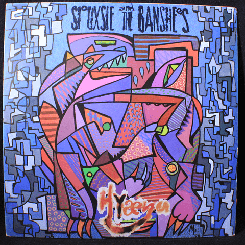 Siouxsie And The Banshees* ‎– Hyaena
