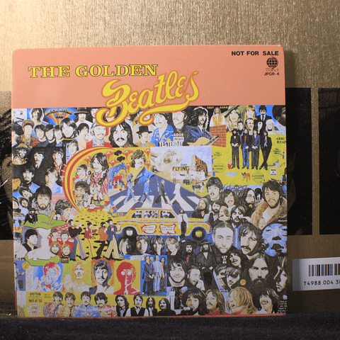 Beatles – The Golden Beatles (Ed Japon)