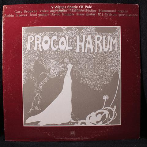 Procol Harum – A Whiter Shade Of Pale (Ed USA '73)