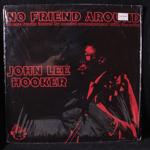John Lee Hooker ‎– No Friend Around (UK)
