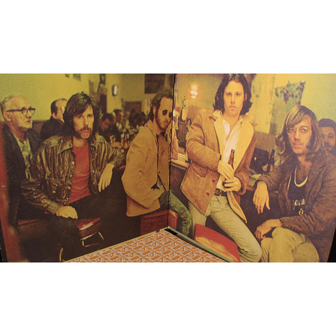 Doors, The – Morrison Hotel (1 Ed USA 1970)