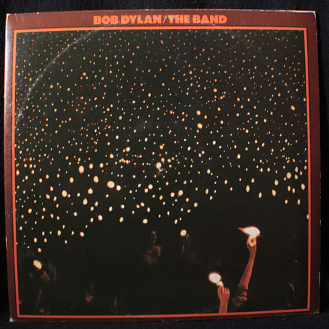 Bob Dylan / The Band ‎– Before The Flood (1a Ed USA)