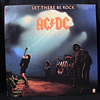 AC/DC – Let There Be Rock (ed USA 70s)