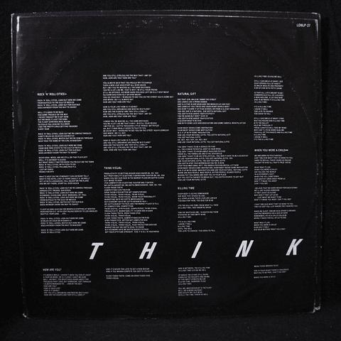 Kinks, The – Think Visual (Ed UK)