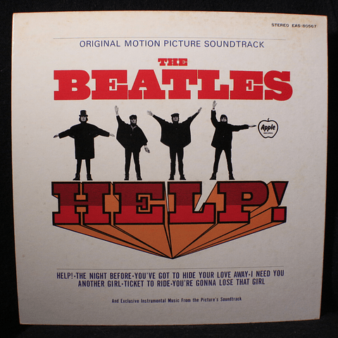 Beatles – Help! (Original Motion Picture Soundtrack)