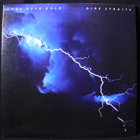 Dire Straits – Love Over Gold (1a Ed USA)