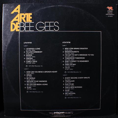 Bee Gees – A Arte De Bee Gees