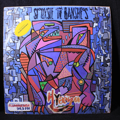 Siouxsie And The Banshees* – Hyaena