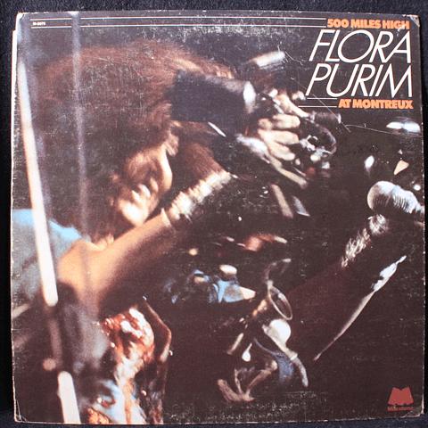 Flora Purim – 500 Miles High Live Mopntreux (part Milton Nascimento)