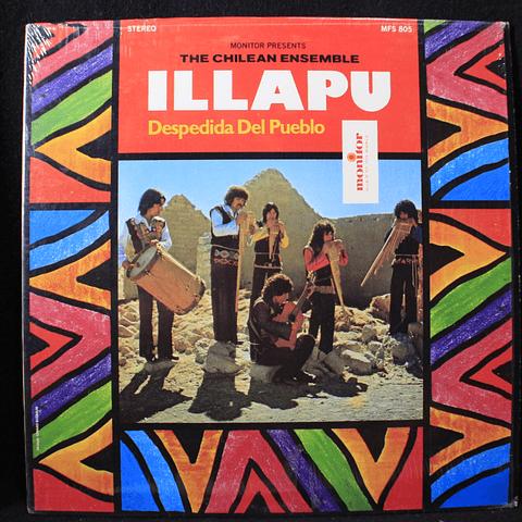 Illapu – Despedida Del Pueblo