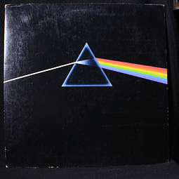 Pink Floyd ‎– The Dark Side Of The Moon (USA '73 con Poster)