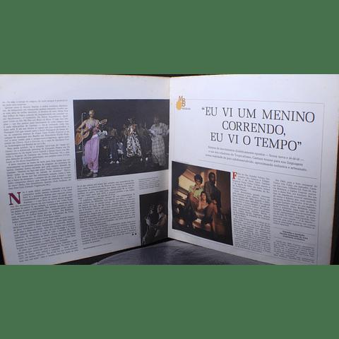 Caetano Veloso -  História Da Música Popular Brasileira (ed 80s)