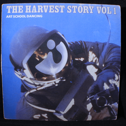 Various (Barrett, Deep Purple, Hoy Harper, Pete Brown, ELO, ...) ‎– The Harvest Story Vol. 1: Art School Dancing