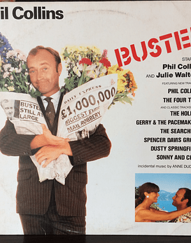 Phil Collins - Various ‎– Buster - Original Motion Picture Soundtrack