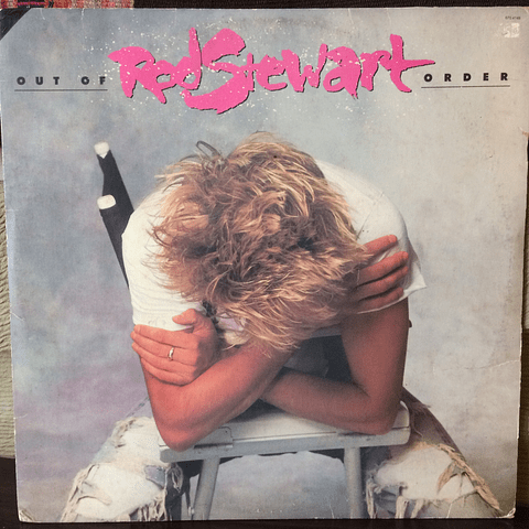 Rod Stewart – Out Of Order