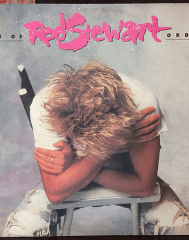 Rod Stewart ‎– Out Of Order