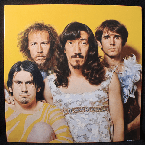 Frank Zappa and The Mothers Of Invention – We're Only In It For The Money (Ed USA)