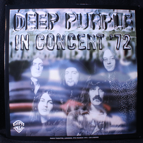 Deep Purple ‎– In Concert '72