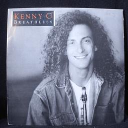 Kenny G (2) – Breathless