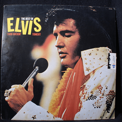 Elvis Presley ‎– Good Rockin' Tonight - The Best Of Elvis