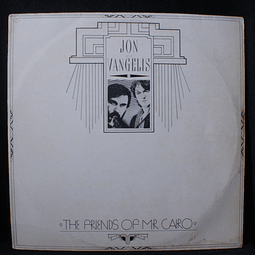 Jon And Vangelis* ‎– The Friends Of Mr Cairo