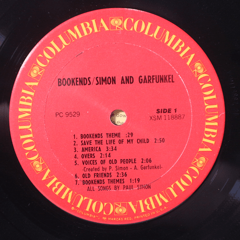 Simon & Garfunkel – Bookends