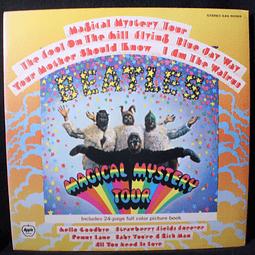 Beatles – Magical Mystery Tour (ed. Japón)
