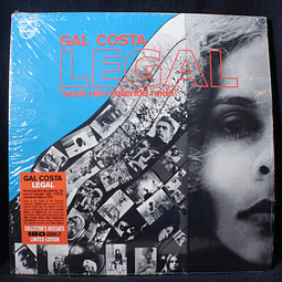 Gal Costa ‎– Legal