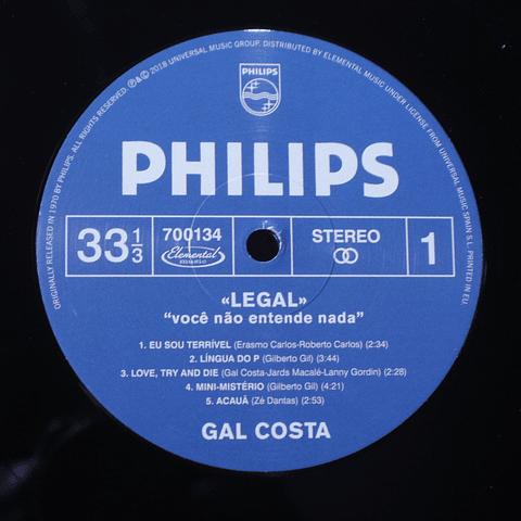 Gal Costa – Legal