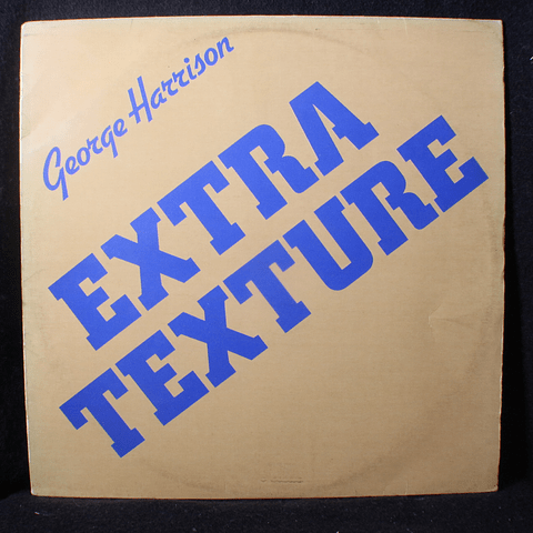 George Harrison ‎– Extra Texture (Read All About It)