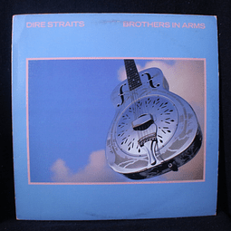 Dire Straits ‎– Brothers In Arms (1a Ed USA)