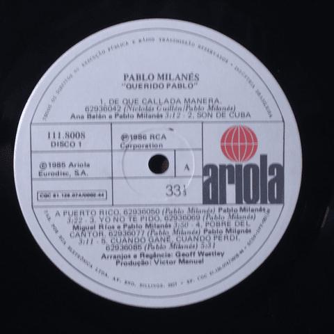 Pablo Milanés – Querido Pablo