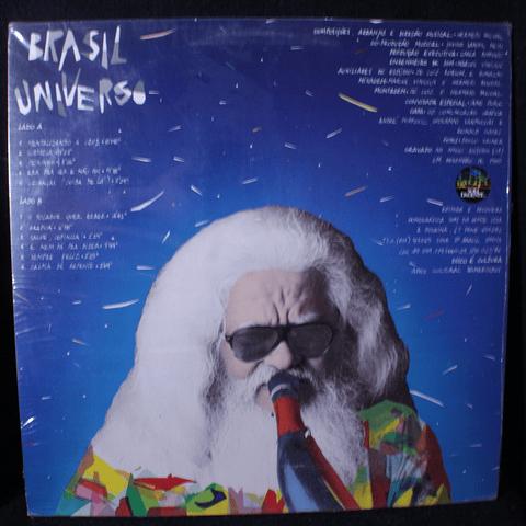 Hermeto Pascoal E Grupo – Brasil Universo (Sellado de Época)