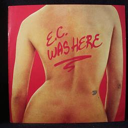 Eric Clapton – E.C. Was Here (Ed UK)