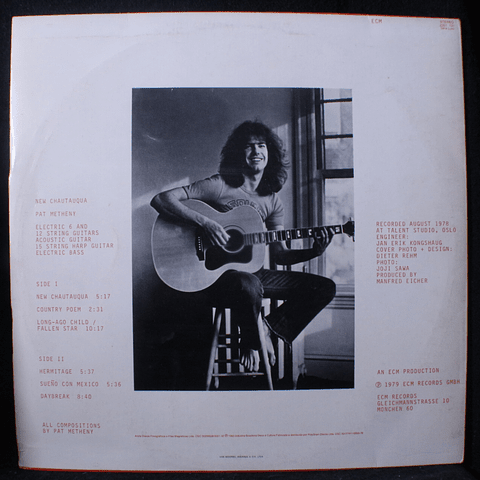 Pat Metheny – New Chautauqua