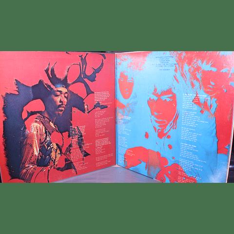 Jimi Hendrix – Isle Of Wight (Ed Japón '73)