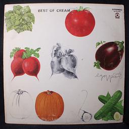 Cream (2) – Best Of (1a Ed USA)