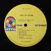 Cream (2) ‎– Best Of (1a Ed USA)