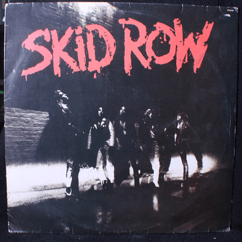 Skid Row - '89 Ed Original