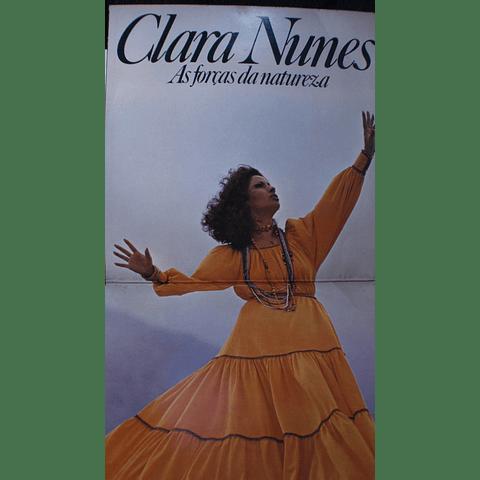 Clara Nunes – As Forças Da Natureza