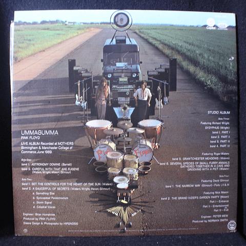Pink Floyd – Ummagumma (Ed USA)