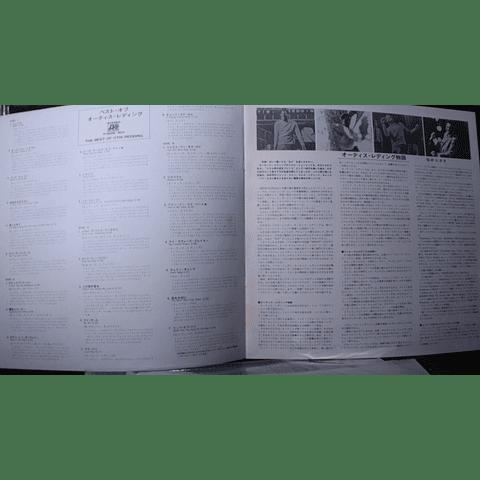 Otis Redding – The Best Of (Ed Japón '72)