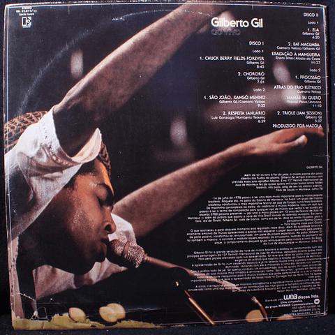 Gilberto Gil – Ao Vivo Montreux Jazz Festival
