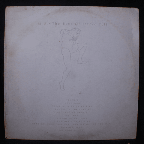 Jethro Tull – M. U. - The Best Of Jethro Tull