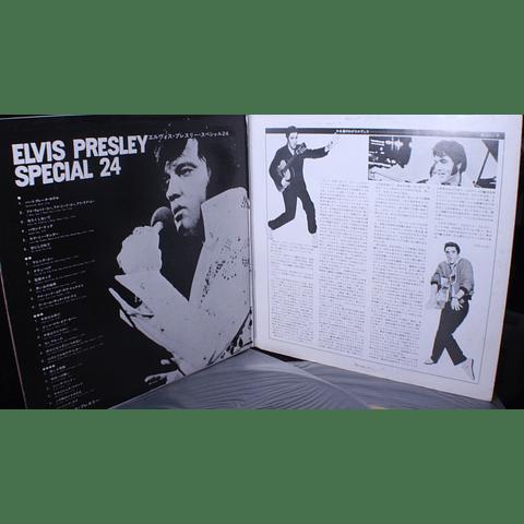 Elvis Presley – Special 24 (2xLPs Japón)