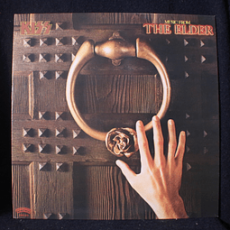 Kiss – (Music From) The Elder (Ed Japón)